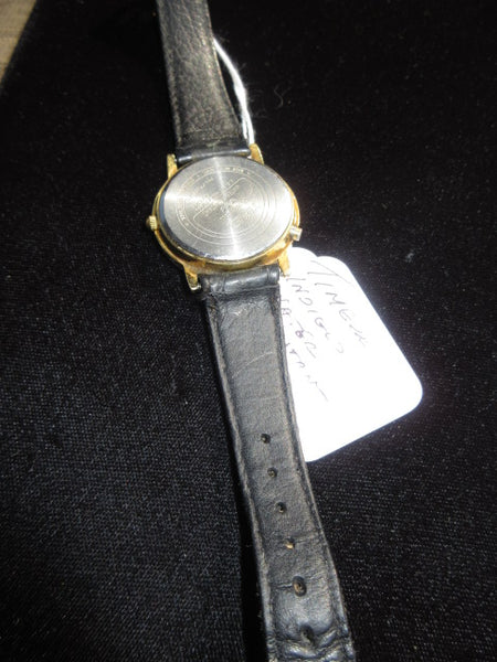 WATCHES, PREOWNED AS IS FREE SHIPPING AND HANDLING NO RETURNS