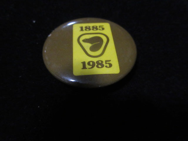 BADGES PIN BACK BUTTONS 1 3/4INCH