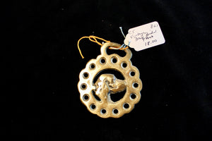 HORSE BRASSES VINTAGE PREOWNED FREE SHIPPING AND HANDLING NO RETURNS