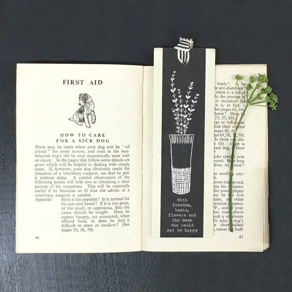 East of India | Bookmark | Freedom Books Flowers