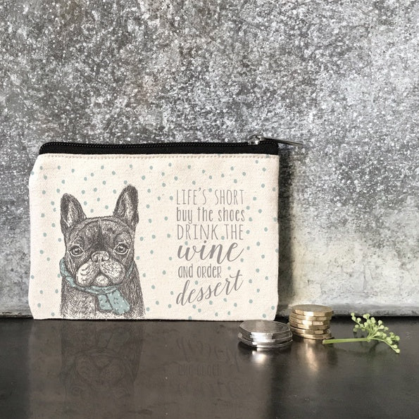 East of India | Purse | French Bulldog