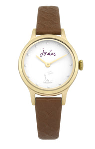 Joules |  Jackie Ladies Leather Strap Watch