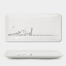 Load image into Gallery viewer, East of India | Long Trinket Dish | Animals