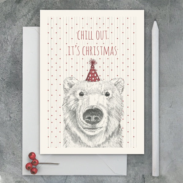 East of India | Animal Card | Polar Bear