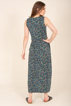 Load image into Gallery viewer, Brakeburn | Summer Berry Maxi Dress | Green