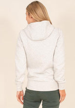 Load image into Gallery viewer, Brakeburn | Quilted Zip Through Hoodie