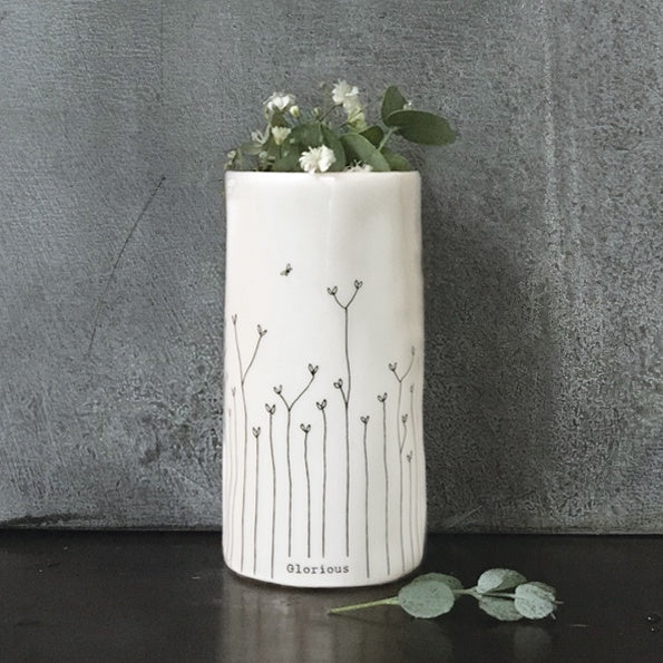 East of India | Porcelain Vase | Glorious