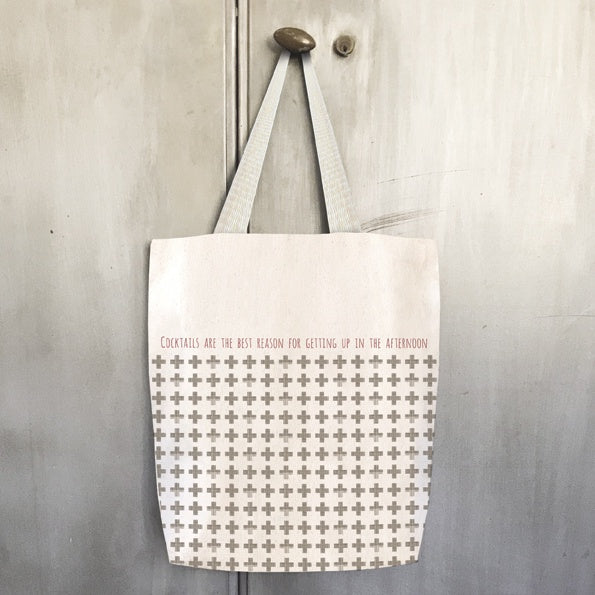 East of India | Shopping Bag | Cocktails