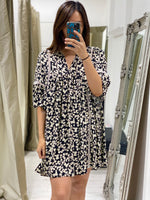 Load image into Gallery viewer, Daisy Smock Dress
