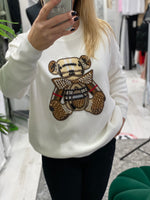 Load image into Gallery viewer, Billy Bear Jumper - Pure Ladies Boutique