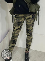 Load image into Gallery viewer, Camo leggings - Pure Ladies Boutique