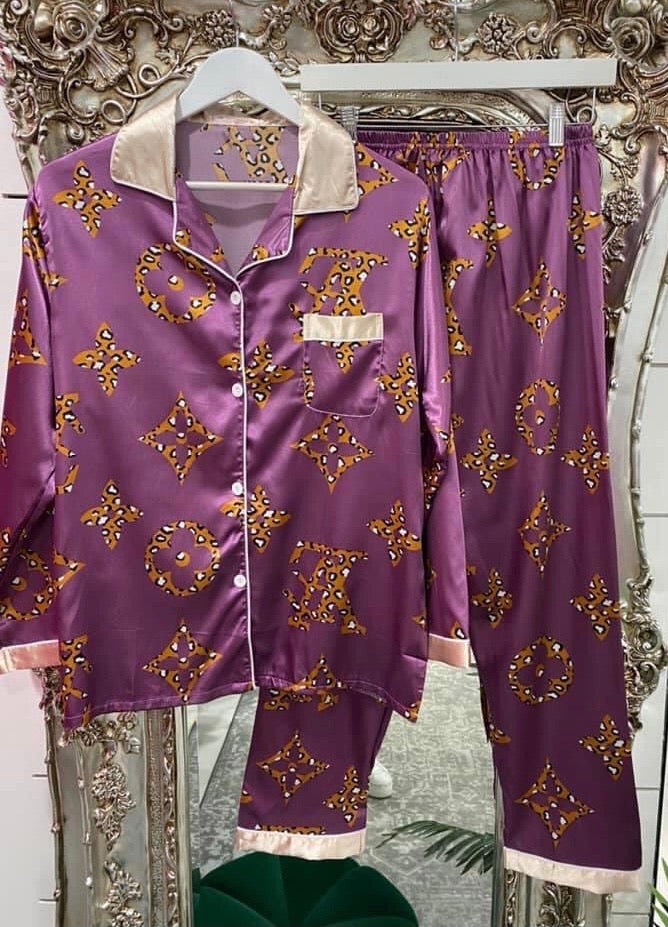 LV Inspired Pyjamas - Pure Ladies Boutique