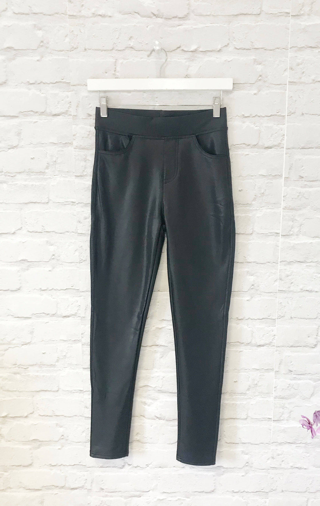 """Inspired by"" Best Selling Faux Leather Pants - Pure Ladies Boutique"