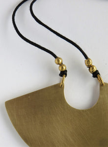 Necklace Brass - PROTECTOR