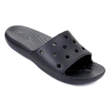 CHINELO CROCS CLASSIC SLIDE ROOMY FIT (206121-001)
