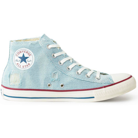 TÊNIS ALL STAR CORE HI JEANS CASUAL