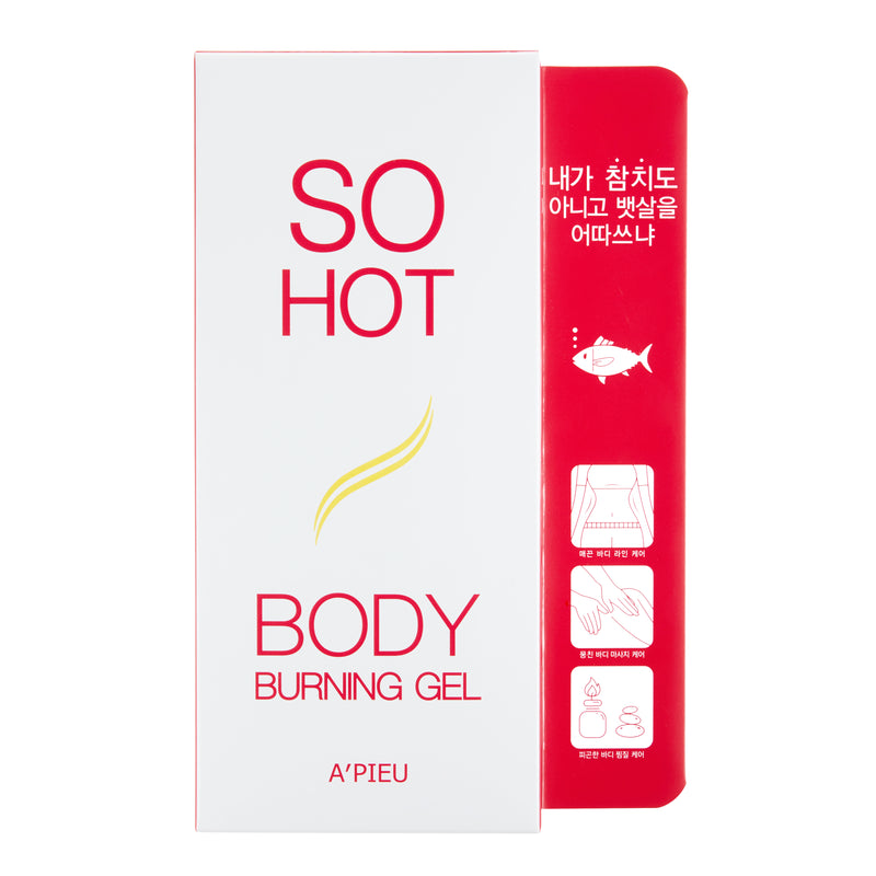 A'pieu So Hot Body Burning Gel pinguldav kehageel