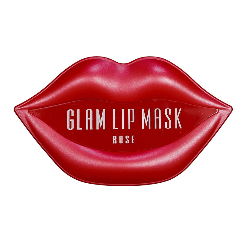Beauugreen Glam Lip Mask Rose (20pcs)