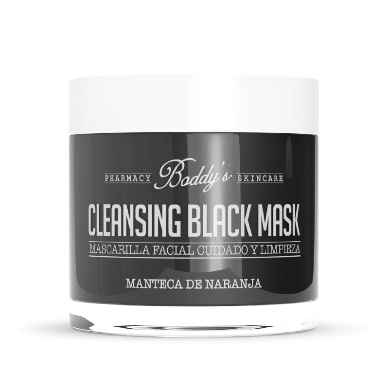 Boddy's Cleansing Black Mask очищающая маска