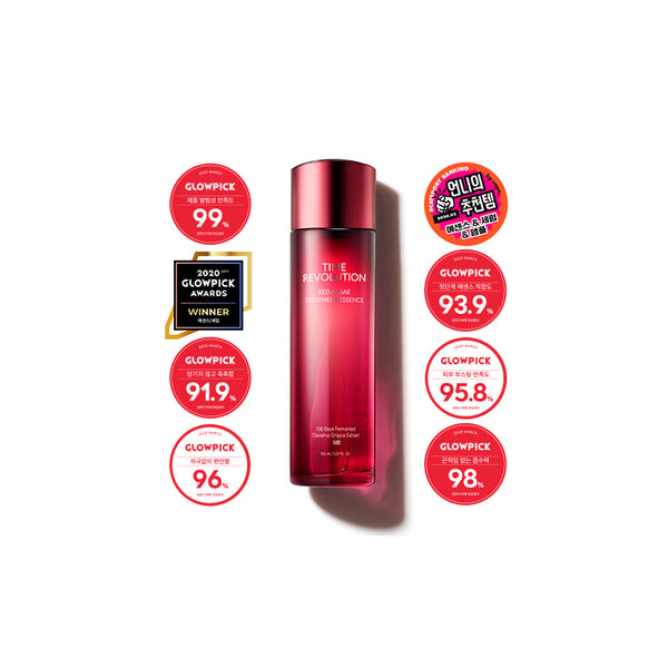 Missha Time Revolution Red Algae Treatment Essence