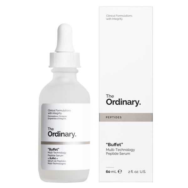 "The Ordinary ""Buffet"" multi-peptiidi seerum"
