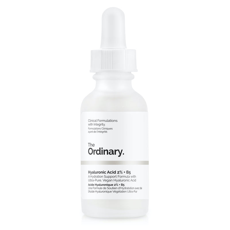 The Ordinary Hyaluronic Acid 2% + B5 seerum hüaluroonhappe ja b5-vitamiiniga