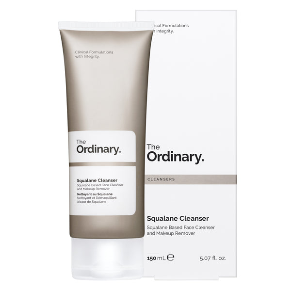 The Ordinary Squalane Cleanser puhastav vahend