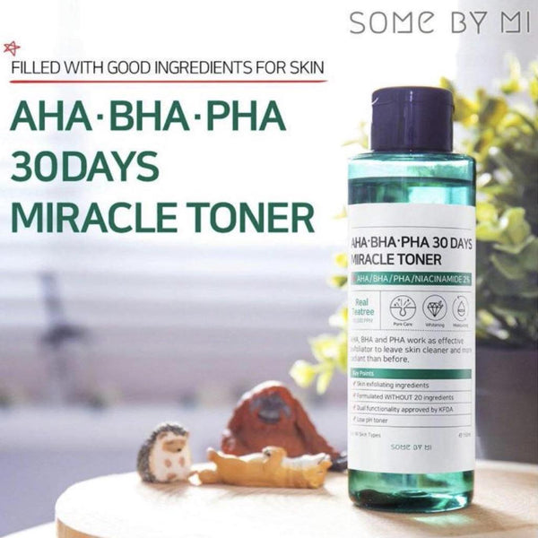 SOME BY MI AHA-BHA-PHA 30DAYS MIRACLE TONER