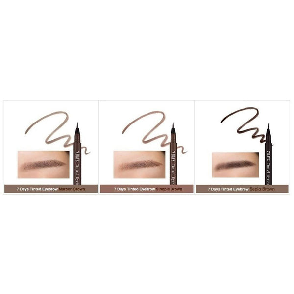 Missha 7Days Tinted Eyebrow (Sinopia Brown)