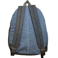 Load image into Gallery viewer, Divert Denim Backpack