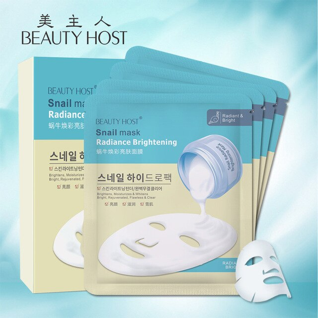 BeautyHost Snail Mask