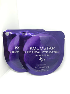 Kocostar Tropical Eye Patch Acia Berry