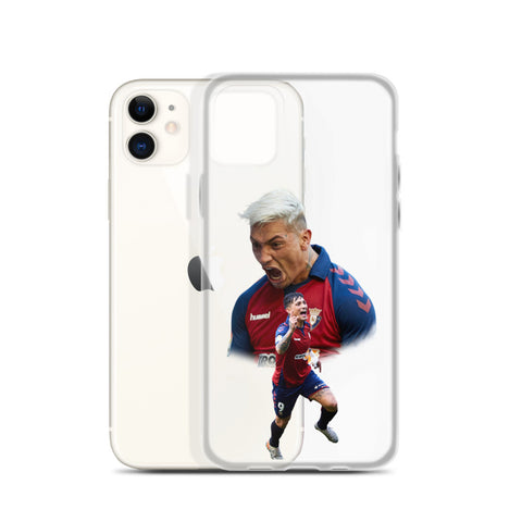 Funda Osasuna (iPhone)
