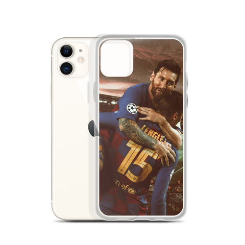 Funda FC Barcelona (iPhone)