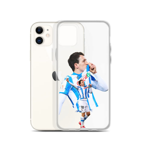 Funda Real Sociedad (iPhone)