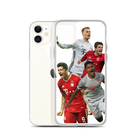 Funda Bayern Múnich (iPhone)