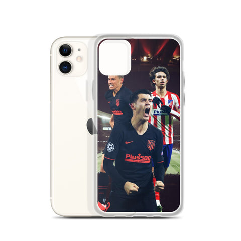 Funda Atlético de Madrid (iPhone)