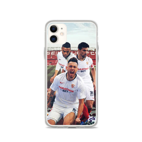 Funda Sevilla FC (iPhone)