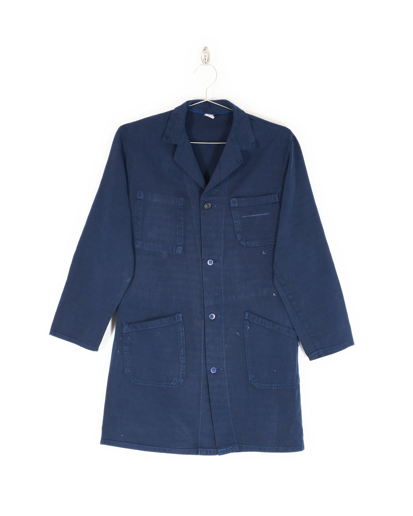 Indigo Dyed Chore Coat