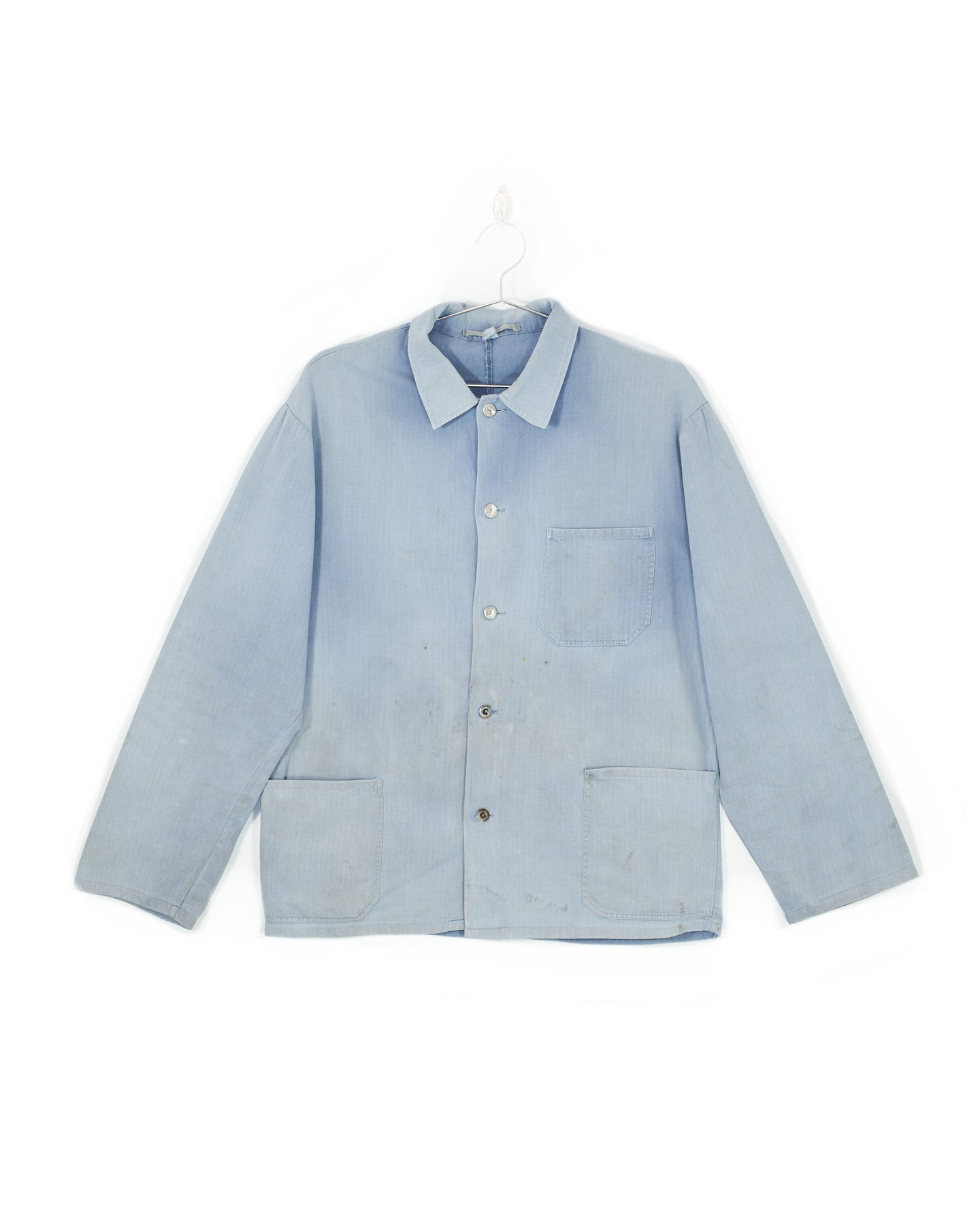 Faded Blue Chore Jacket