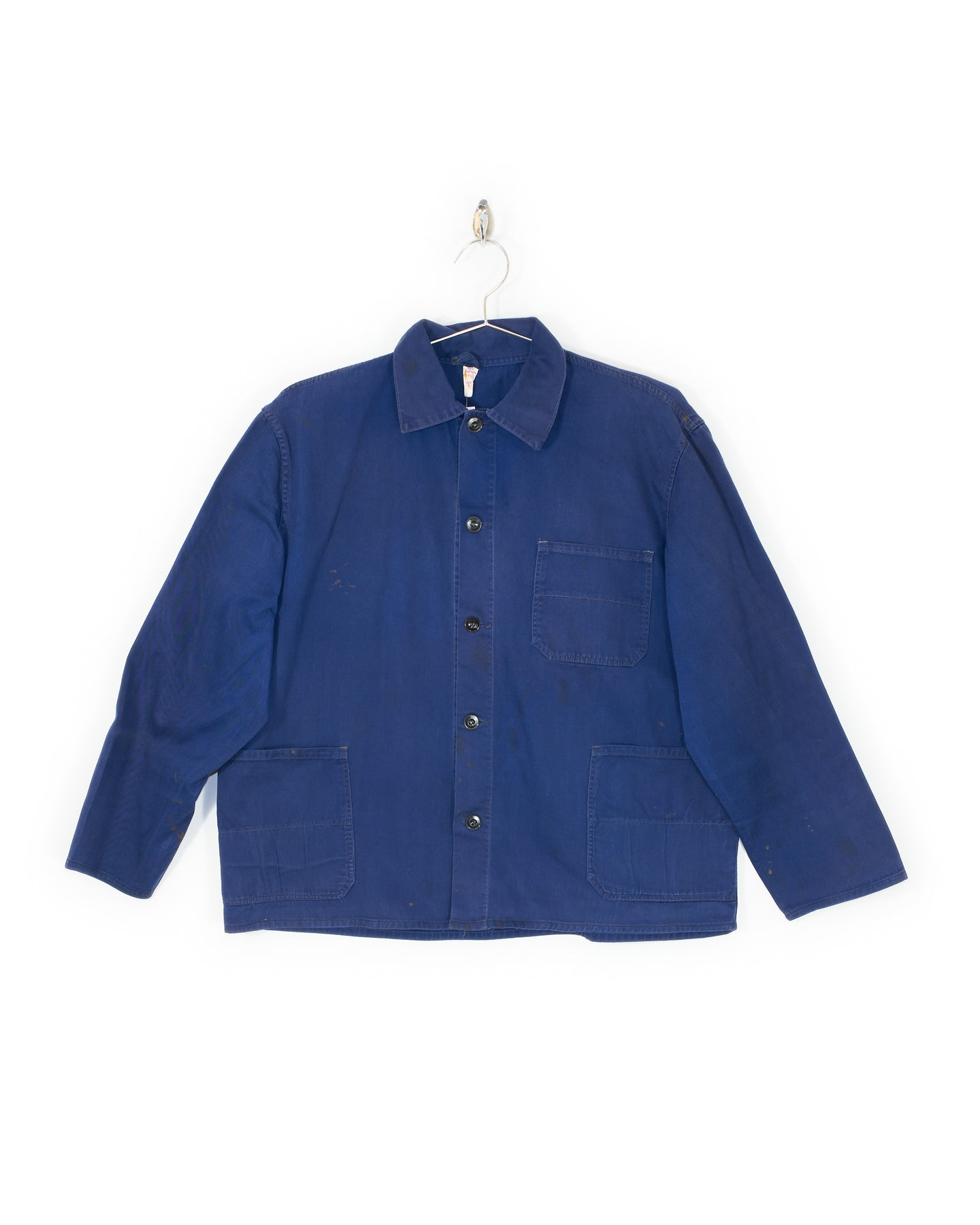 Blue European Chore Jacket