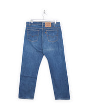 Load image into Gallery viewer, Levi's 505 Orange Tab 35x28