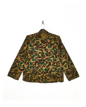 Load image into Gallery viewer, Frogskin Camo Shirt Jacket
