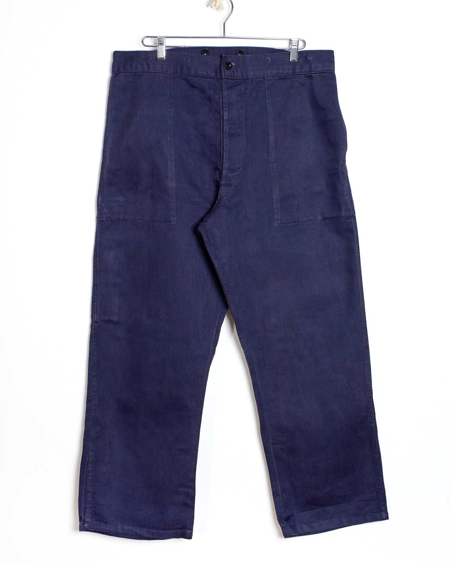 French Workwear Pants