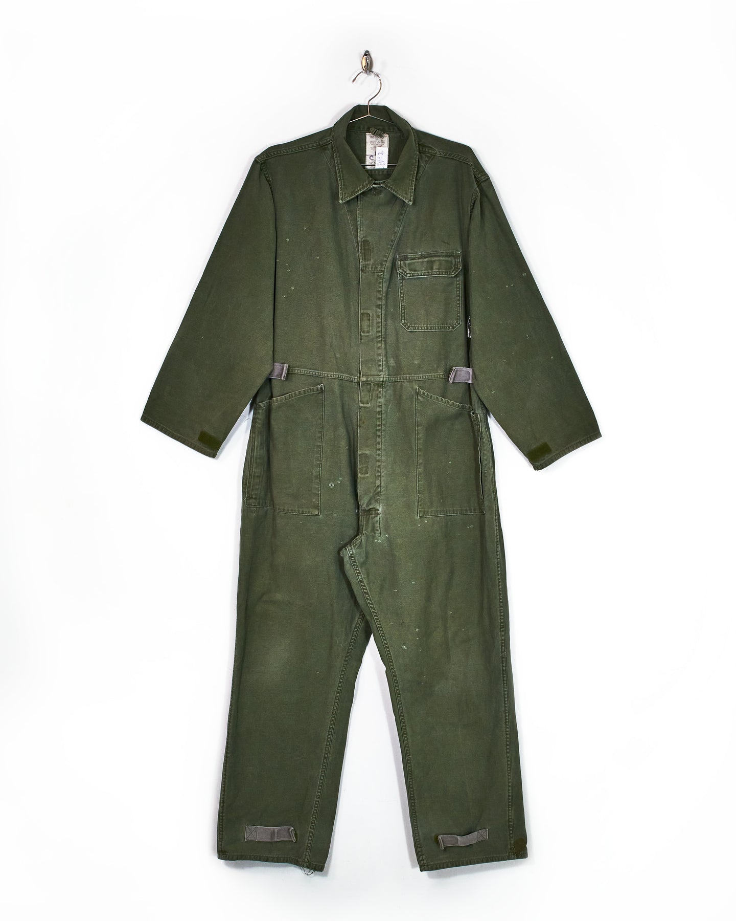 Type 1 Cotton Sateen Coveralls