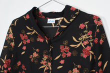 Load image into Gallery viewer, Sheer Floral Blouse