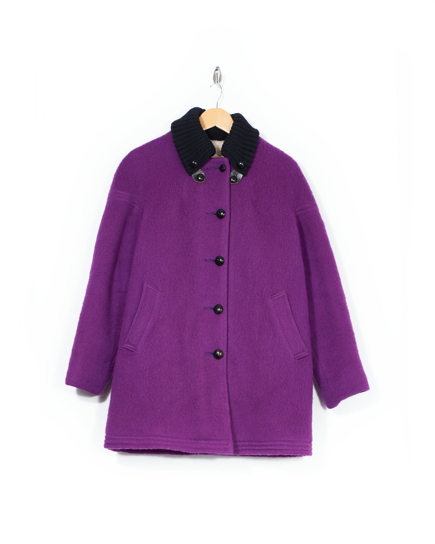 Hudson's Bay Wool Coat