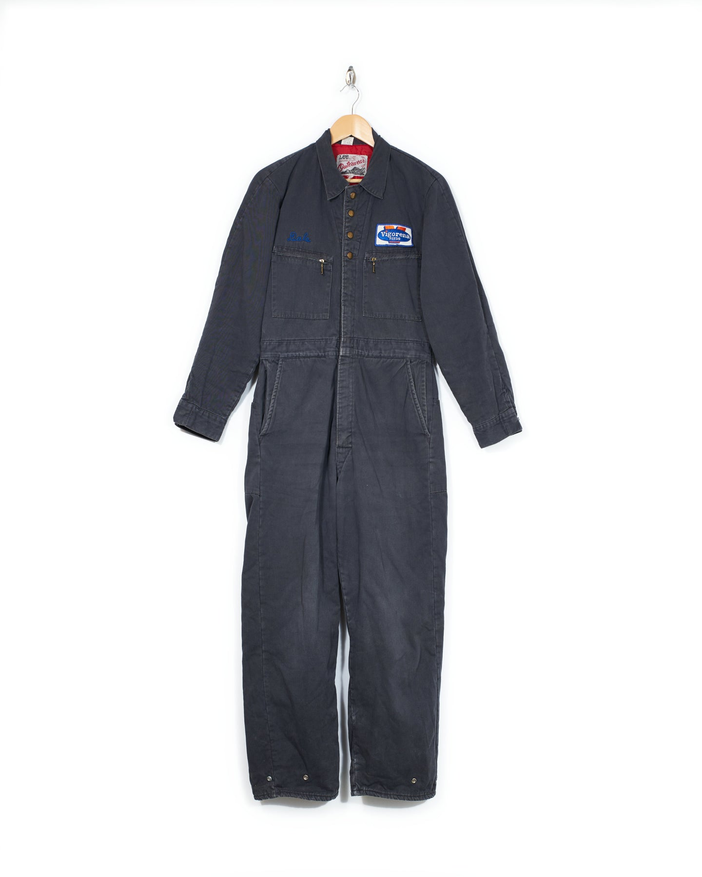 Union Made Lee Coveralls