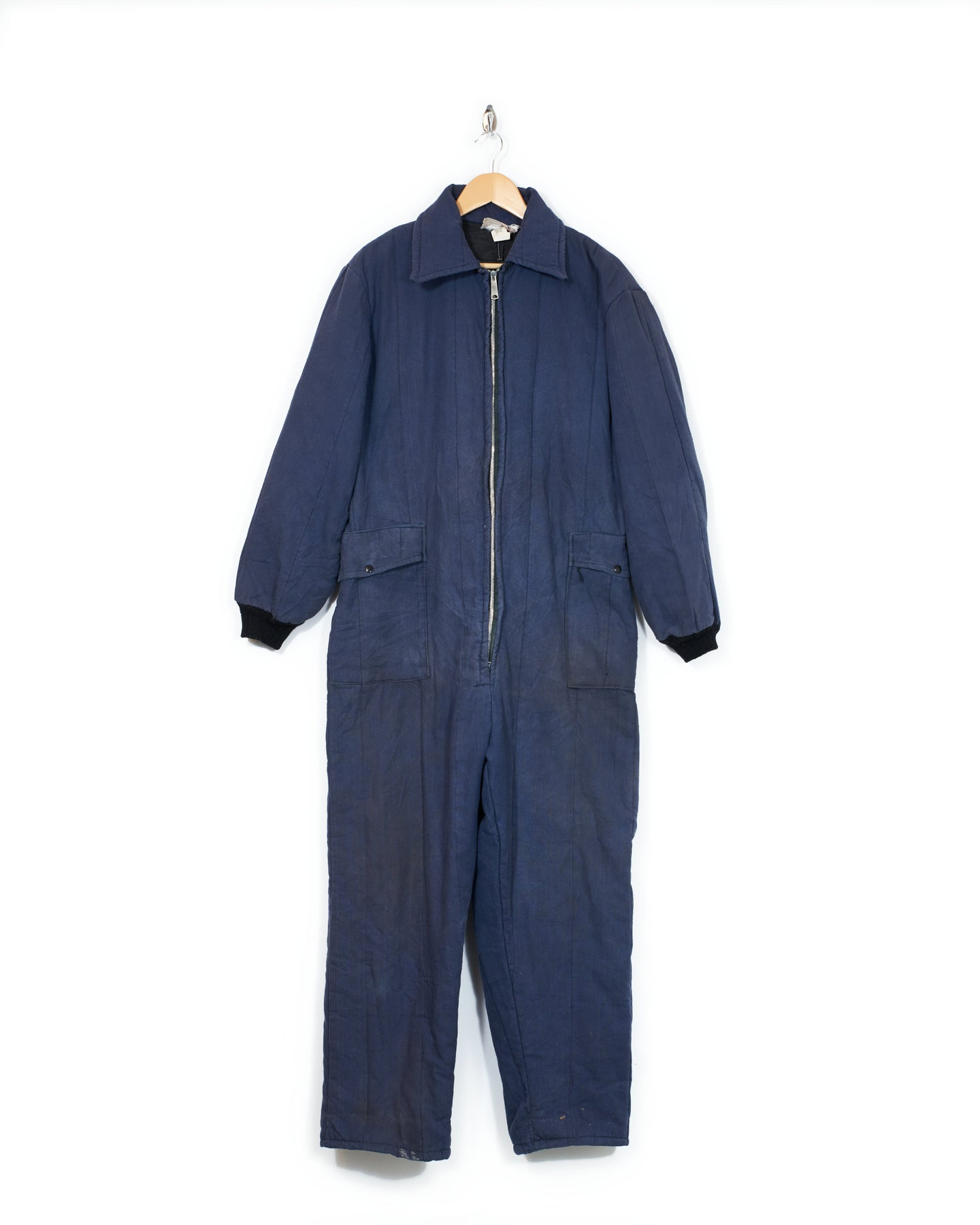 Zipped Lined Coveralls