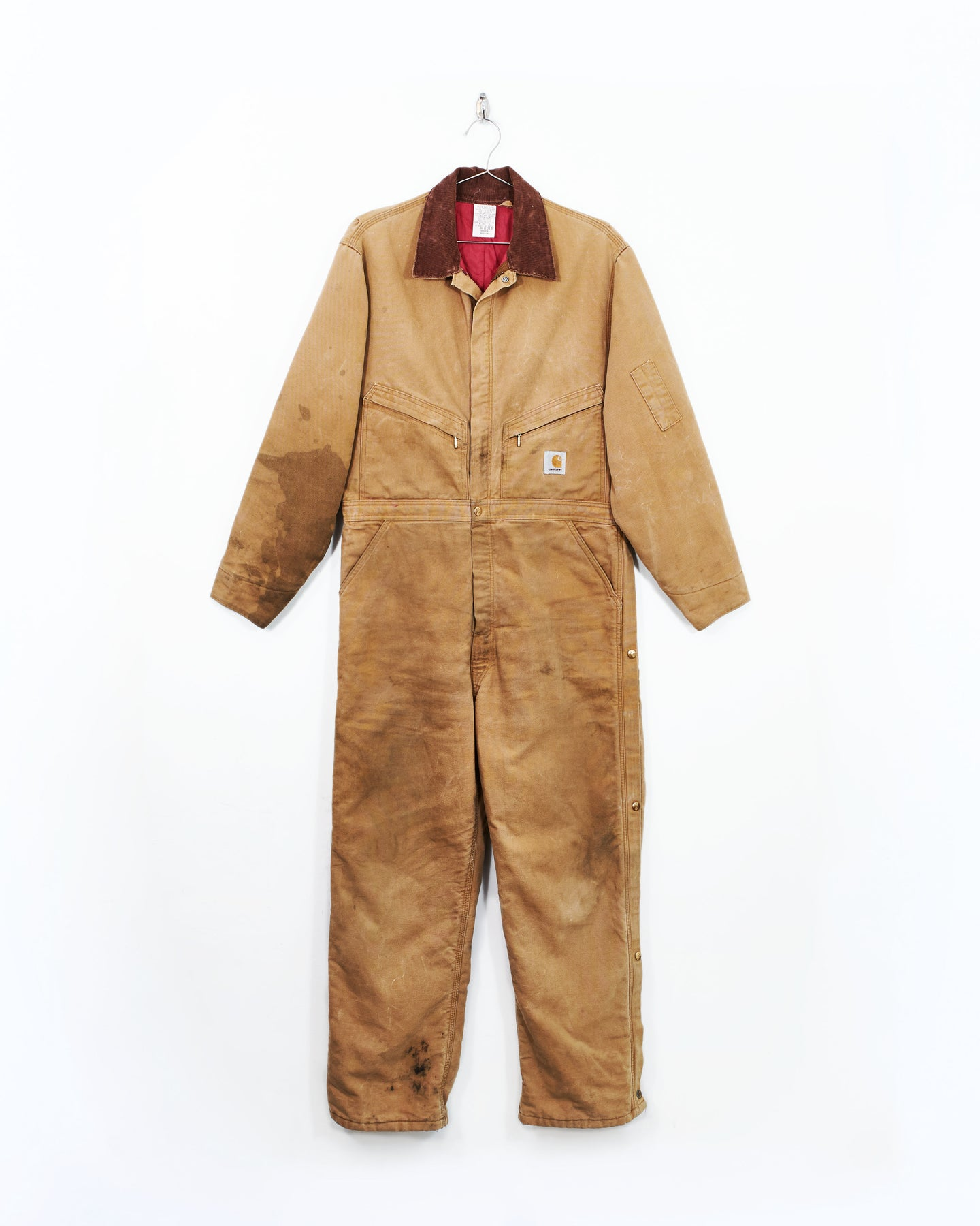 Insulated Carhartt Coveralls